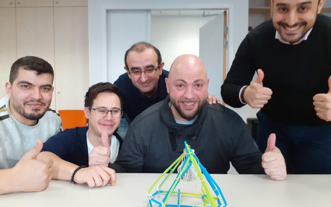 La groupe Swisslog, leader de l'automatisation logistique, fait appel à l'innovation Gamestorming de Brochet-Teambuilding & Serious Game pour son séminaire d'équipe des 13 et 14 Février 2020 à Lyon.
